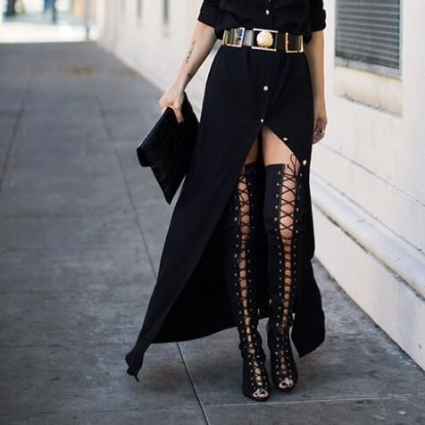 15 Over-the-knee Boots 2016