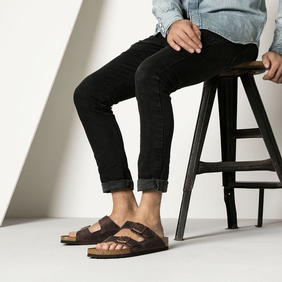 How To Wear The Summer Sandals With All Clothes For Men
