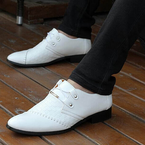 Excellent Ideas On How To Keep White Shoes White
