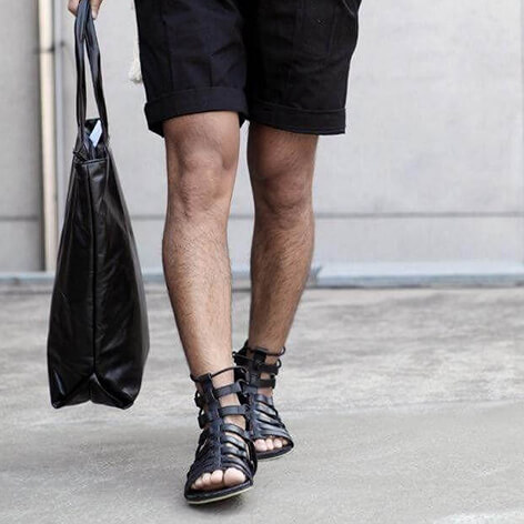 How To Wear The Summer Sandals Of 2017 With All Clothes For Men