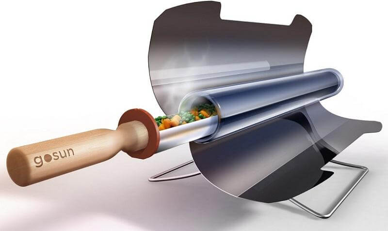 How To Use A Portable Solar Oven On The Move
