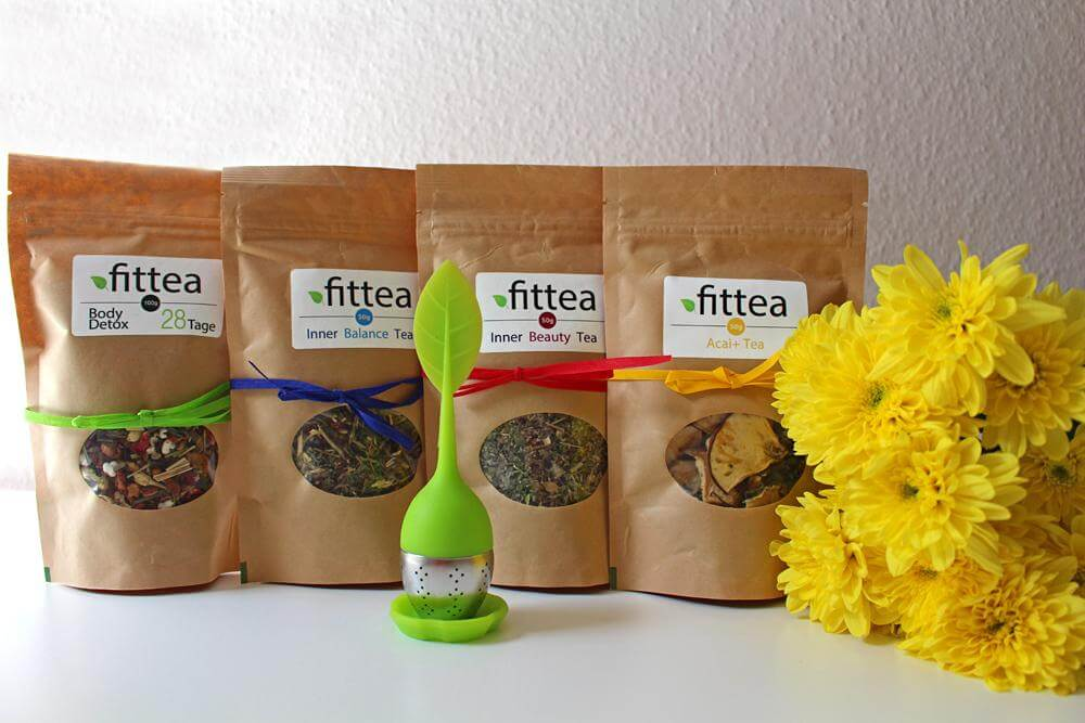 What Are The Results For Fit Tea From Customer Reviews?