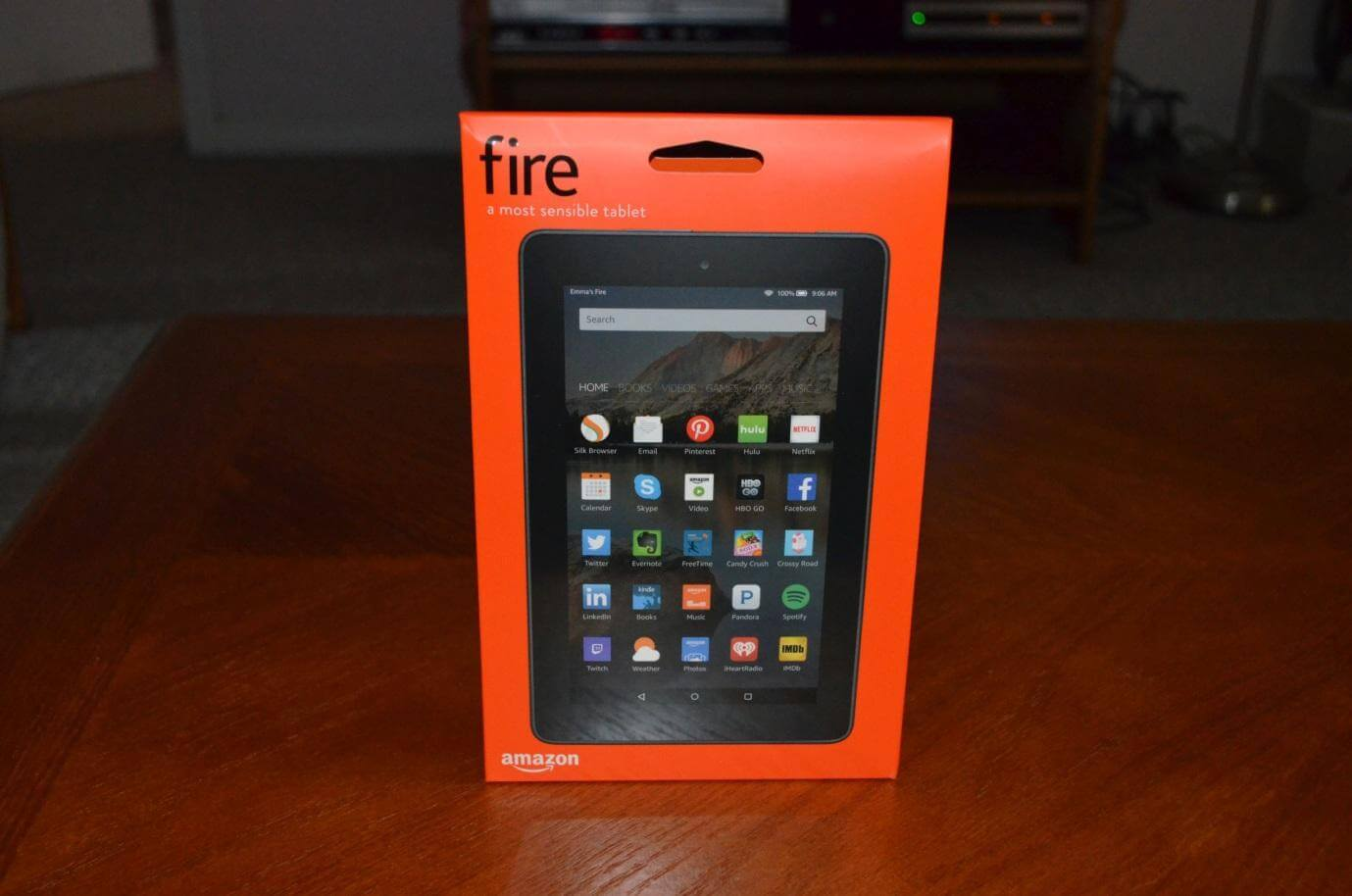 What Is Amazon Fire Tablet? How Does It Work?