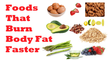 Which Are The Fat Burning Foods For Your Consumption?