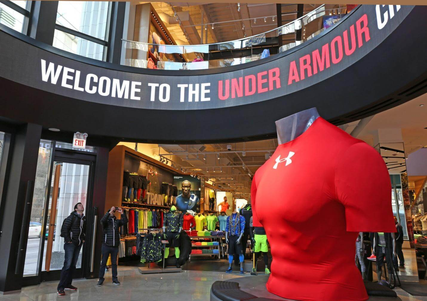Why You Need To Shop At An Under Armour Outlet Today